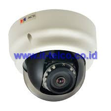 ACTI DOME IR WDR IP camera D55