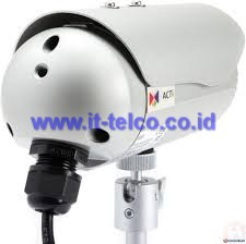 ACTI FIX IR IP camera D32